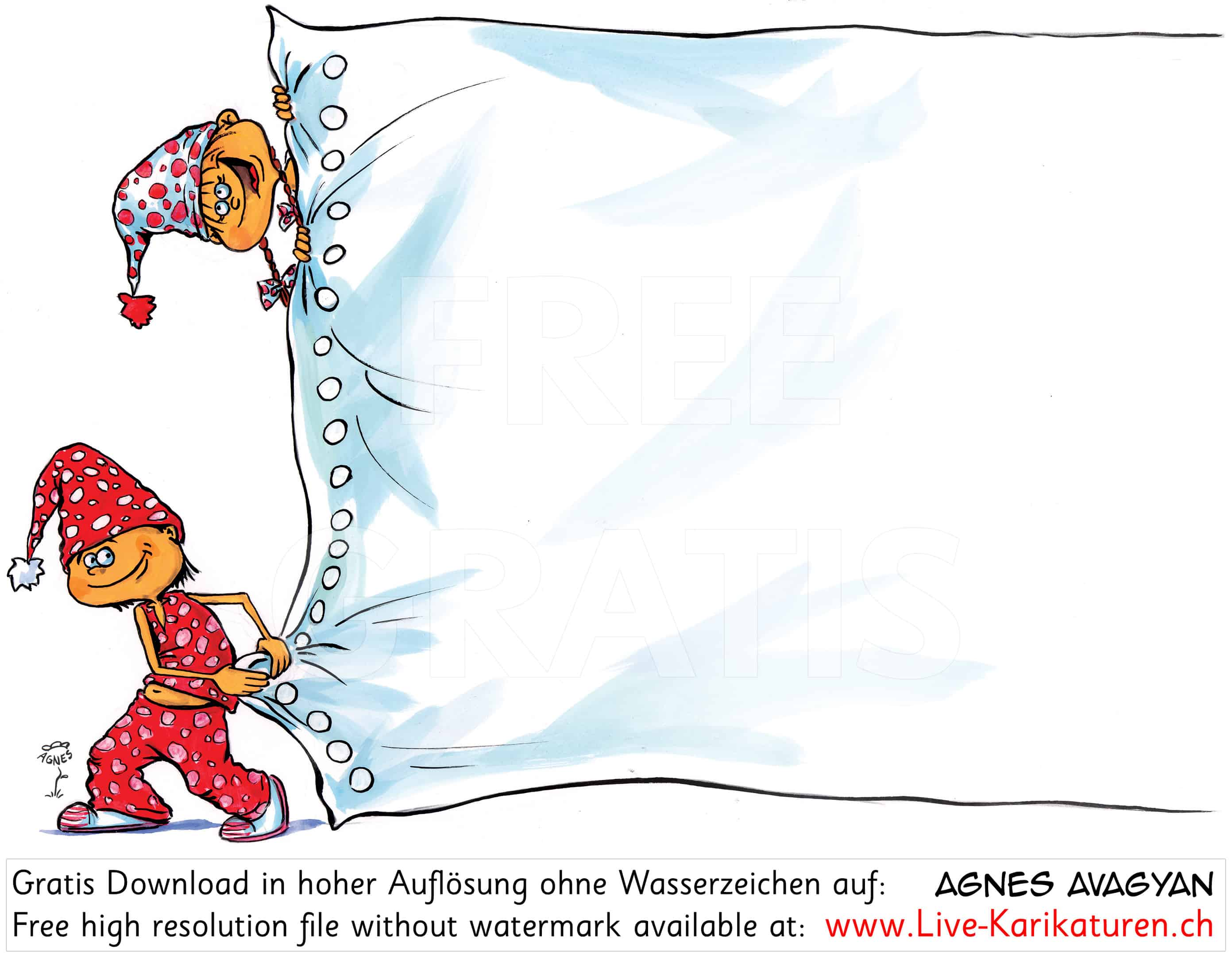 weihnachten wunschzettel kinder agnes live karikaturen. Black Bedroom Furniture Sets. Home Design Ideas